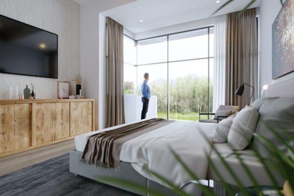 De Waldorf Type G Bedroom High Res