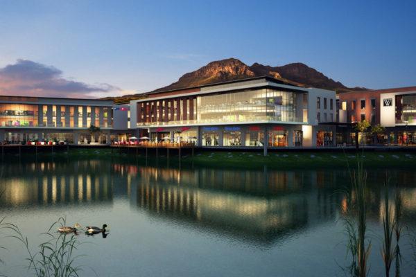 The Sanctuary Shopping Centre 1