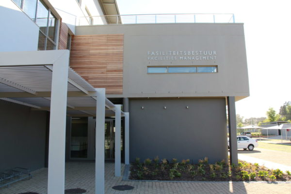 Facilities Management Building 1